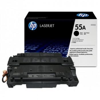 Заправка картриджа HP CE255A (55A) для HP LJ P3010