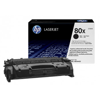 Заправка картриджа HP CF280X (80X) для HP LaserJet Pro 400 M401/M425