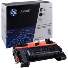 Заправка картриджа HP CF281A (81A) для HP LJ M630