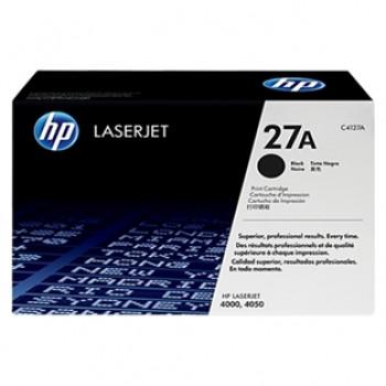 Заправка картриджа HP C4127A (27A) для HP LJ 4000/4050