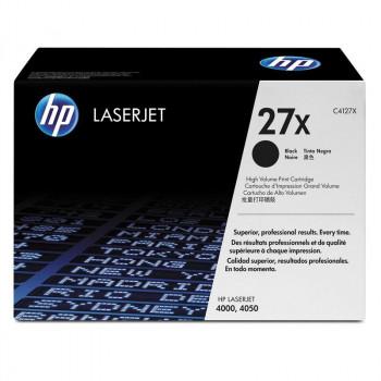 Заправка картриджа HP C4127X (27X) для HP LJ 4000/4050