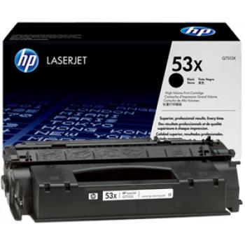 Заправка картриджа HP Q7553X (53X) для HP LJ P2010/P2014/P2015/M2727