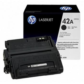 Заправка картриджа HP Q5942A (42A) для HP LJ 4240/4250/4350