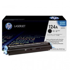 Заправка картриджа HP Q6000A (124A) black черный для HP CLJ 1600/2600