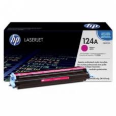 Заправка картриджа HP Q6003A (124A) magenta пурпурный для HP CLJ 1600/2600