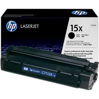 Заправка картриджа HP C7115X (15X) для HP LJ 1000/1200/3300