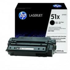 Заправка картриджа HP Q7551X (51X) для HP LJ P3005/M3027/M3035