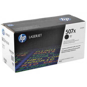 Заправка картриджа HP CE400X (507X)  black черный для HP LJ Color M551/ M570