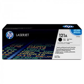 Заправка картриджа HP C9700A (121A)  black черный для HP CLJ 1500/2500