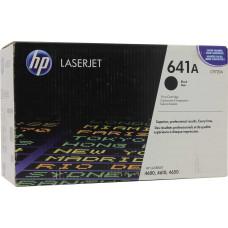 Заправка картриджа HP C9720A (641A) black черный для HP CLJ 4600/4650