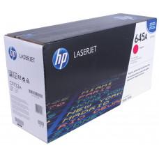 Заправка картриджа HP C9733A (645A) пурпурный magenta для HP CLJ 5500/5550