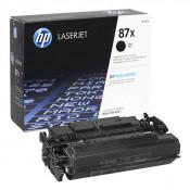 Заправка картриджа HP CF287X (87X) для HP LJ M506/527
