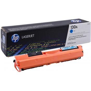 Заправка картриджа HP CF351A (130A) голубой cyan для HP LJ M176/177