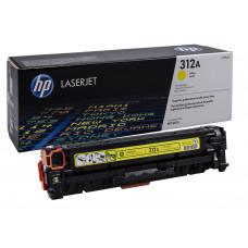 Заправка картриджа HP CF382A (312A) желтый yellow для HP LJ Pro M476
