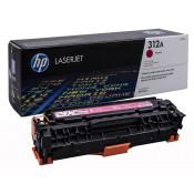Заправка картриджа HP CF383A (312A) пурпурный magenta для HP LJ Pro M476