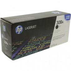 Заправка картриджа HP Q2670A (308A) black черный для HP CLJ 3500/3550/3700