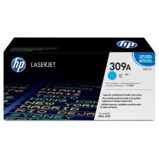 Заправка картриджа HP Q2671A (309A) голубой cyan для HP CLJ 3500/3550