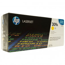 Заправка картриджа HP Q2672A (309A) желтый yellow для HP CLJ 3500/3550