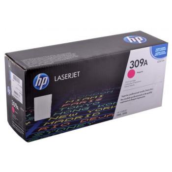 Заправка картриджа HP Q2673A (309A) пурпурный magenta для HP CLJ 3500/3550