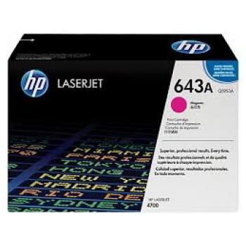 Заправка картриджа HP Q5953A (643A) пурпурный magenta для HP CLJ 4700/4730