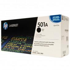 Заправка картриджа HP Q6470A (501A)  black черный для HP CLJ 3600/3800/CP3505