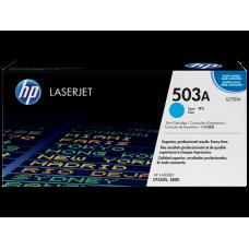 Заправка картриджа HP Q7580A (503A) черный black для HP CLJ 3800