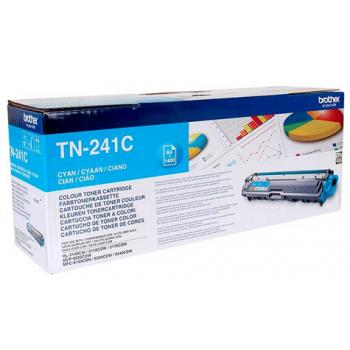 Заправка картриджа Brother TN-241C Голубой для HL-3140CW/HL-3150CDW/HL-3170CDW/DCP-9020CDW/MFC-9140CDN/MFC-9330CDW/MFC-9340CDW