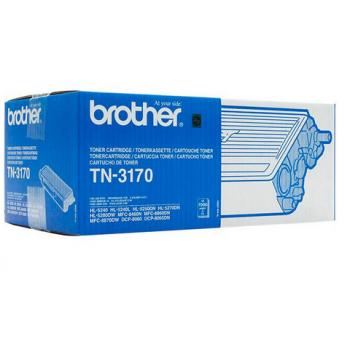 Заправка картриджа Brother TN-3170 для HL-5240/HL-5240L/HL-5250DN/HL-5270DN/HL-5280DW/DCP-8060/DCP-8065DN/MFC-8460N/MFC-8860DN/MFC-8870DW