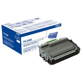 Заправка картриджа Brother TN-3480 для HL-L5000D, HL-L5100DN/DNT, HL-L5200DW/DWT, HL-L6250DN, HL-L6300DW/DWT, HL-L6400DW/DWT, DCP-L5500DN, DCP-L6600DW, MFC-L5700DN, MFC-L5750DW, MFC-L6800DW/DWT, MFC-L6900DW/DWT