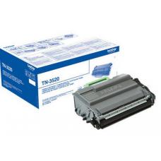 Заправка картриджа Brother TN-3520 для HL-L6400DW/HL-L6400DWT/MFC-L6900DW/MFC-L6900DWT