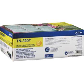 Заправка картриджа Brother TN-320Y Желтый для HL-3040CN/HL-3070CW/DCP-9010CN/MFC-9120CN/MFC-9320CW