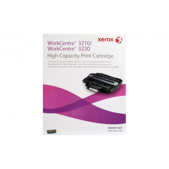 Заправка картриджа XEROX WorkCentre 3210/3220 106R01487 с чипом