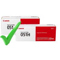 New! Заправка картриджей Canon 051 и 051h