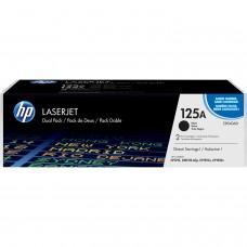 Заправка картриджа HP CB540A (125A)  black черный для HP CLJ CP1215/1515
