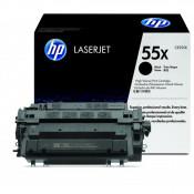 Заправка картриджа HP CE255X (55X) для HP LJ P3010