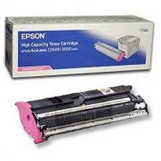 Заправка картриджа Epson C13S050227 пурпурный для AcuLaser C2600