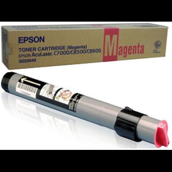Заправка картриджа Epson S050040 пурпурный для AcuLaser C8500/C8600