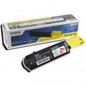 Заправка картриджа Epson C13S050187 желтый для AcuLaser CX11N/AcuLaser C1100