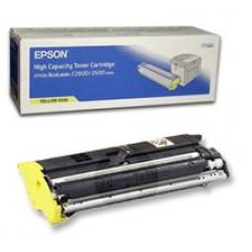 Заправка картриджа Epson C13S050226 желтый для AcuLaser C2600