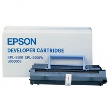 Заправка картриджа Epson S050005 для EPL5500/EPL5500+