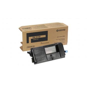 Заправка картриджа Kyocera TK-3170 для Kyocera Ecosys P3050dn/ P3055dn/ P3060dn