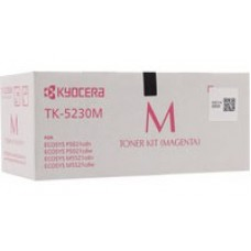 Заправка картриджа  Kyocera TK-5230 (magenta) пурпурный для Kyocera ECOSYS P5021cdw, M5521cdn