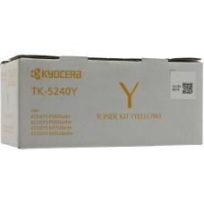 Заправка картриджа  Kyocera TK-5240 (yellow) желтый для P5026 cdn / cdw, M5526 cdn / cdw