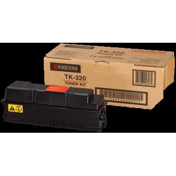 Заправка картриджа Kyocera TK-320 для Kyocera FS-3900/ FS-4000