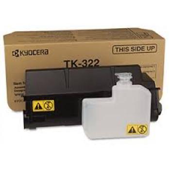 Заправка картриджа Kyocera TK-322 для Kyocera FS-3900DN
