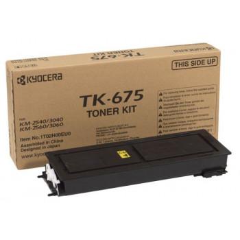 Заправка картриджа Kyocera TK-675 для Kyocera KM-2560