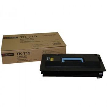 Заправка картриджа Kyocera TK-715 для Kyocera KM-3050/ KM-4050/ KM-5050