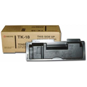 Заправка картриджа Kyocera TK-18 для Kyocera FS-1018MFP  / 1020D / 1118MFP