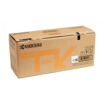 Заправка картриджа  Kyocera TK-5280 (yellow) желтый для Kyocera Ecosys P6235cdn/M6235cidn/M6635cidn