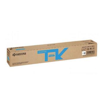 Заправка картриджа  Kyocera TK-8115 (cyan) синий для ECOSYS M8124 / M8130 cidn